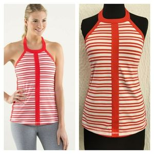 Lululemon Hip To Be Zen Halter Tank